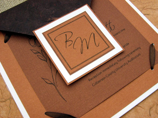 Fall Wedding Invitation Wording: Fall Wedding Decoration Ideas