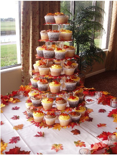 Fall wedding decoration ideas of weddings and tiaras for Autumn wedding decoration ideas