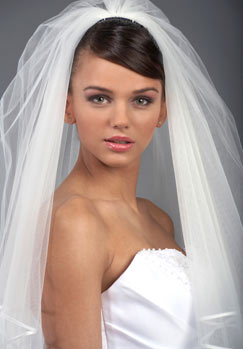 wedding veils | Of Weddings And Tiaras